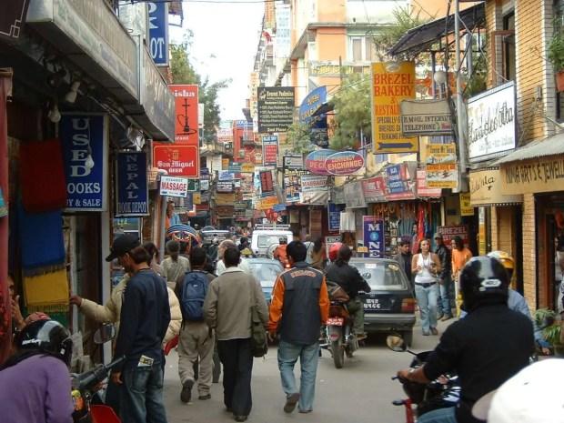 Kathmandu centro
