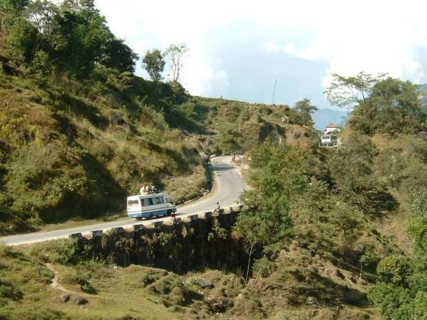 Annapurna Circuit - Verso l'inizio del trekking