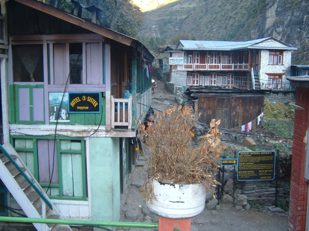 Annapurna Circuit - Tipico lodge
