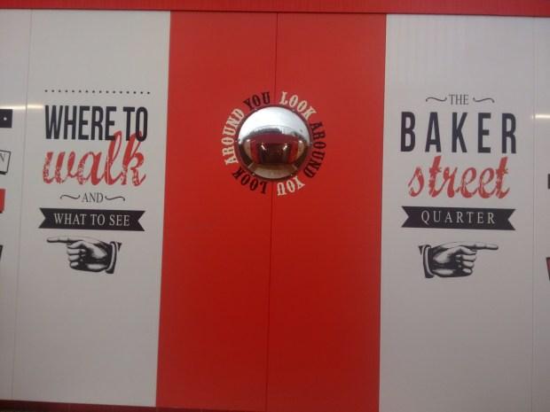 Il viaggio: Baker Street - Londra