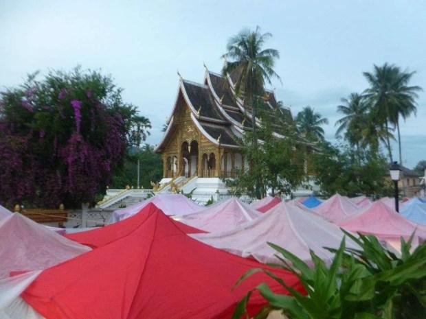 Cosa fare a Luang Praang: il night market
