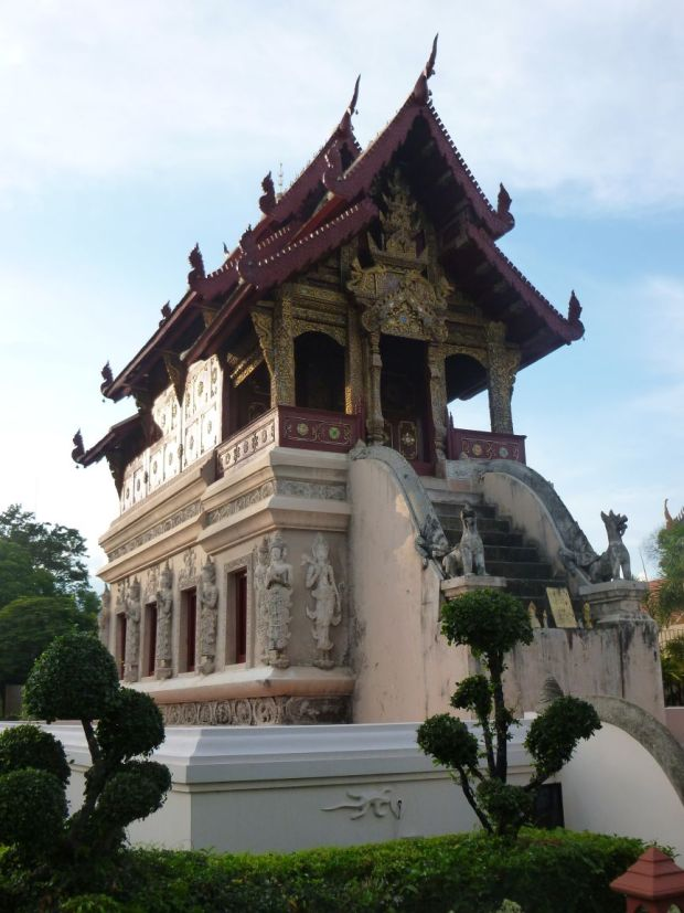 Tra Thailandia e Laos: Chiang Mai - Tempio
