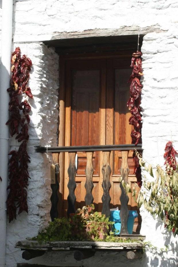 Visitare Las Alpujarras