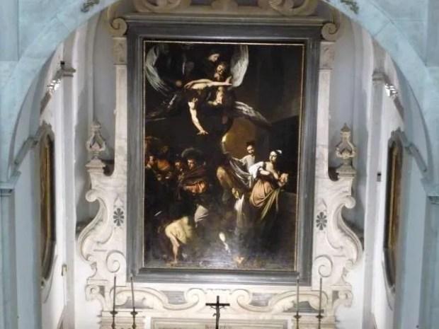 Cosa vedere a Napoli: Caravaggio al Pio Monte della Misericordia