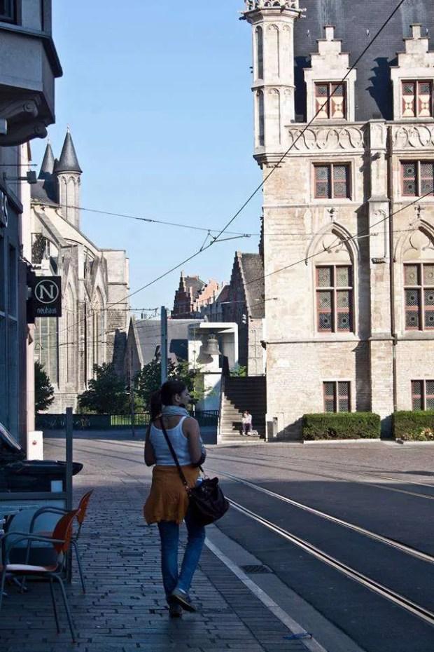 Week end in Belgio: passeggiando per Gand