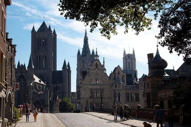 Weekend in Belgio: Gand
