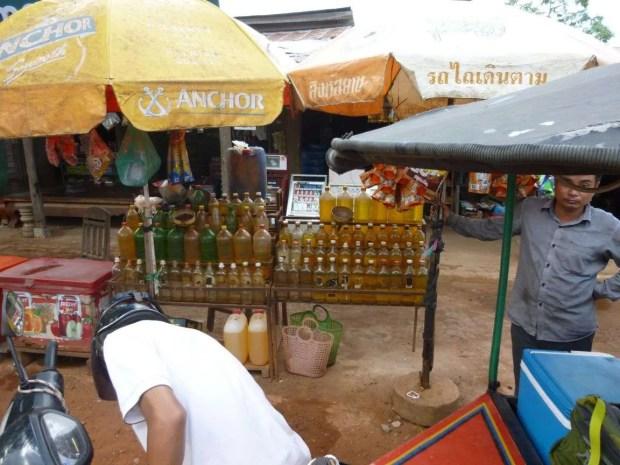 Stazione di rifornimento - Templi di Angkor