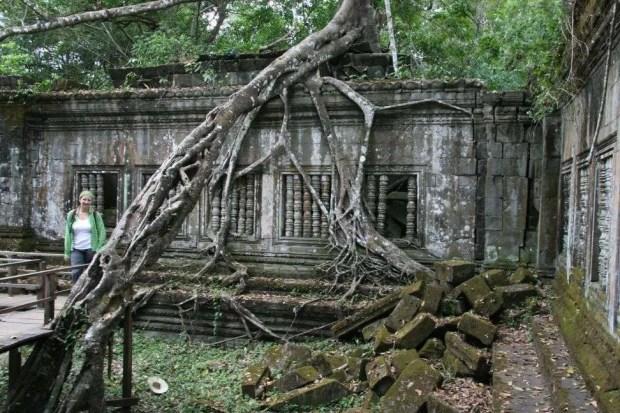 I templi di Angkor più belli:Beng Mealea
