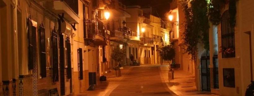 Nerja - Calle Carabeo