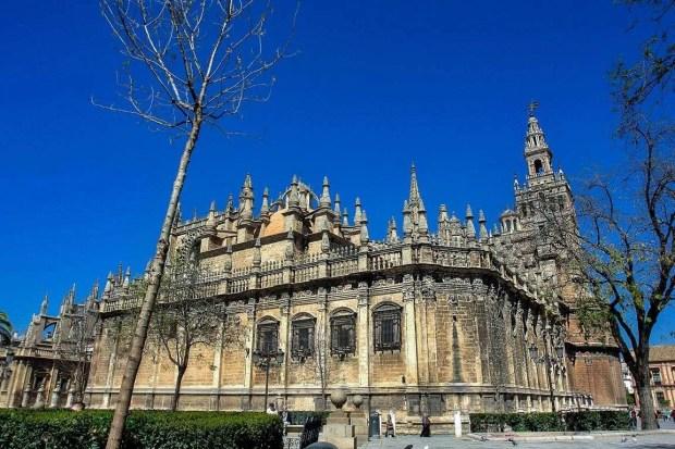 Siviglia in 36 ore: Cattedrale e Giralda