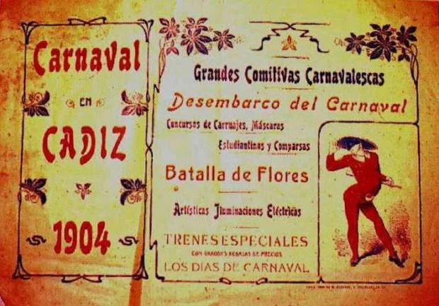 Manifesto del Carnevale 1904