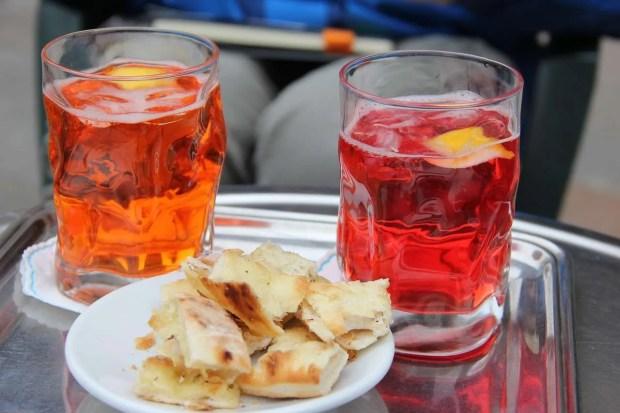 Dove mangiare a Venezia: Lo spritz