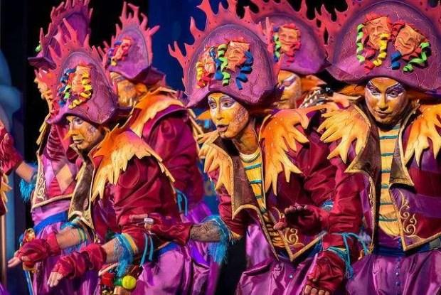 Il Carnavale di Cadice a teatro