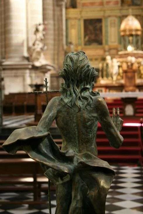 Cosa vedere a Jaén: interno della cattedrale