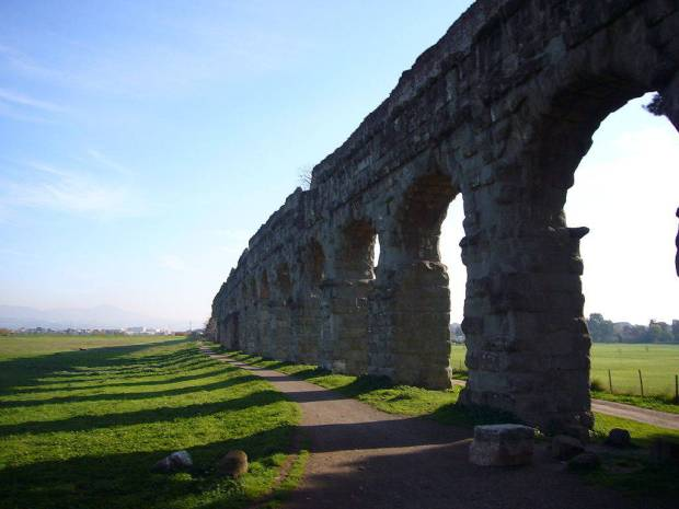 I parchi di Roma - Il parco degli acquedotti
