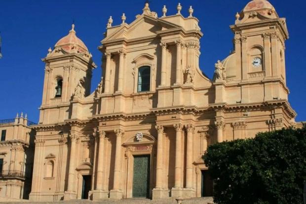 Tour della Sicilia: Cattedrale di Noto