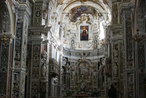 Tour della Sicilia: la Chiesa del Gesù a Palermo