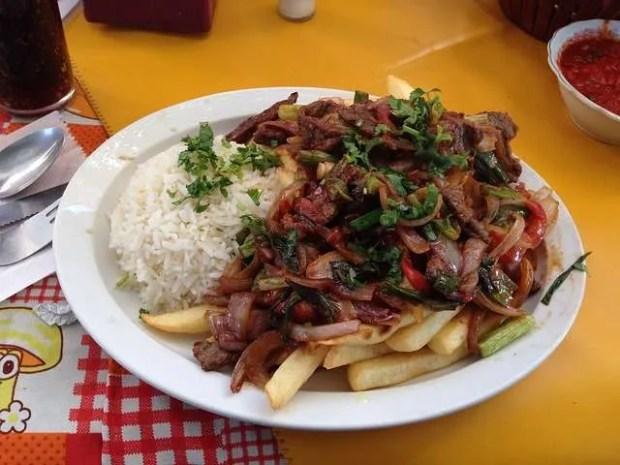 La cucina peruviana: il lomo saltado
