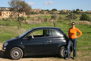 Sicilia on the road