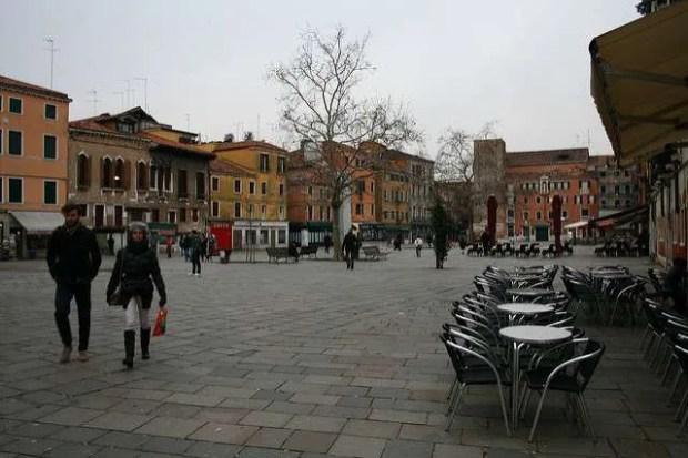 Cosa fare a Venezia: Campo Santa Margherita - foto by Andrea Castelli (Flickr)