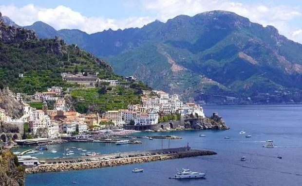 Costiera Amalfitana in bassa stagione - Foto Pixabay