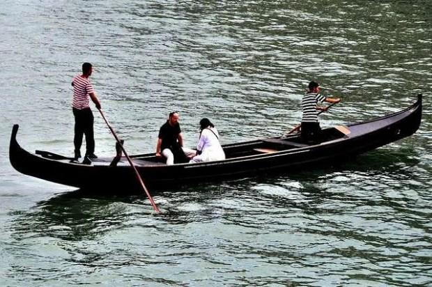 Cosa fare a Venezia: utilizzare il traghetto