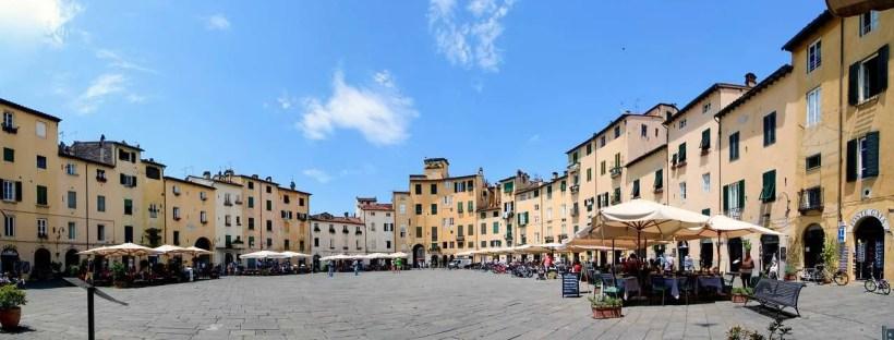 Innamorarsi di Lucca in un giorno
