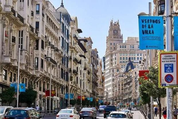 Madrid, cosa vedere in 3 giorni: la Gran Via