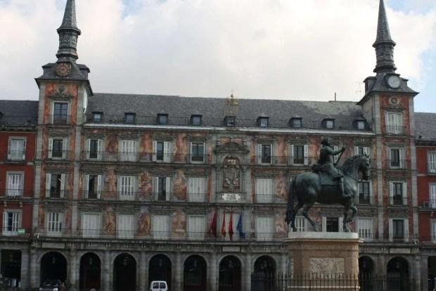 Madrid, cosa vedere in 3 giorni: Plaza Mayor