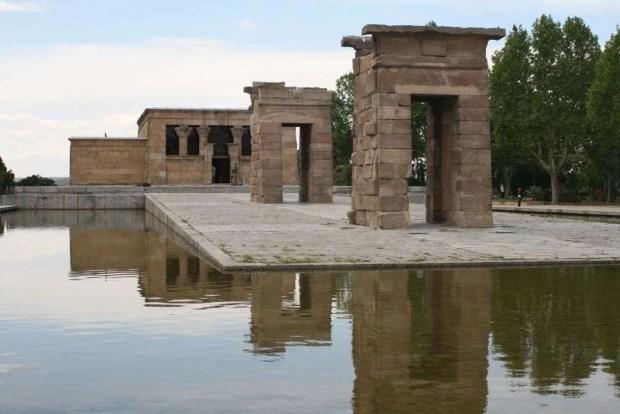 Madrid, cosa vedere in 3 giorni: il tempio di Debod