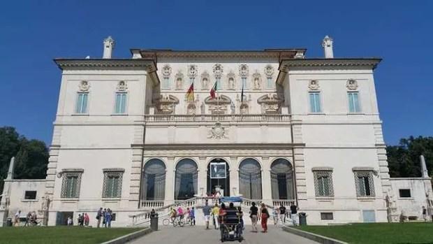 I 10 musei italiani da visitare: Villa Borghese