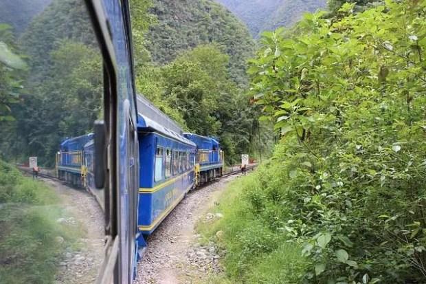 Come muoversi in Perù: i treni Perù Rail