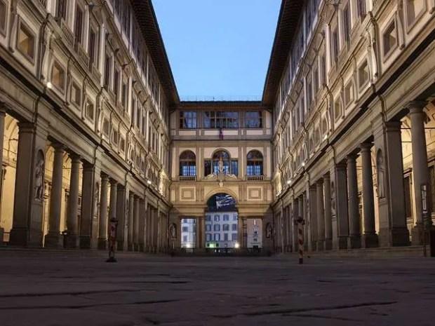 I 10 musei italiani da visitare: la Galleria degli Uffizi - Firenze
