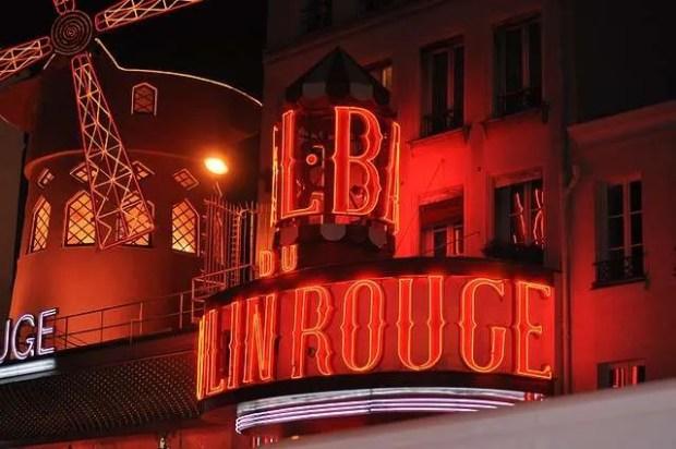 Cosa fare a Parigi: il Moulin Rouge
