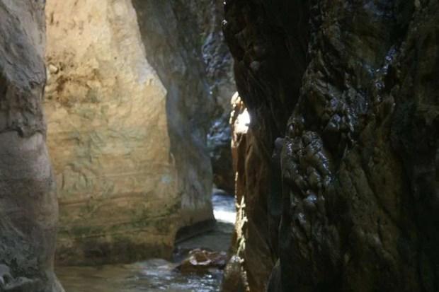Avventura in Andalusia: le gole del Rio Chillar