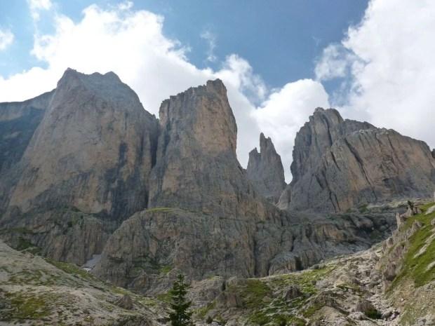 Escursioni in Val Gardena: il gruppo del Sassolungo