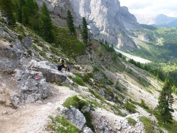 Escursioni in Val Gardena: il sentiero 526