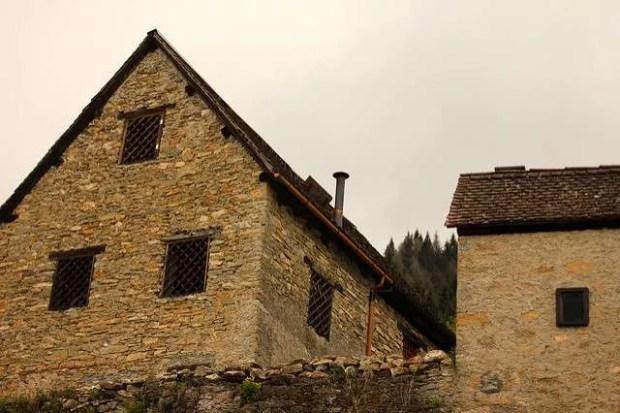 Vacanze in Carnia: architetture tipiche