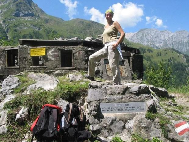 Vacanze in Carnia: tra le trincee della Grande Guerra