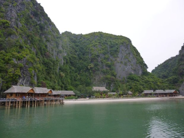 Visitare Halong Bay: il villaggio di Nam Cat