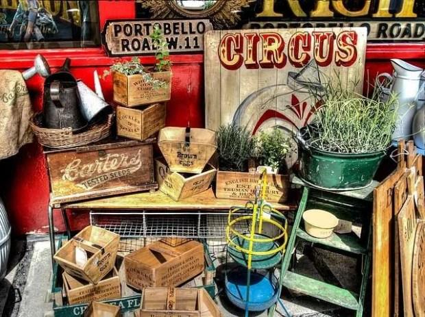 Cosa vedere a Londra: Portobello Market