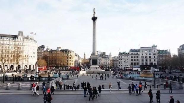 Cosa vedere a Londra: Trafalgar Square