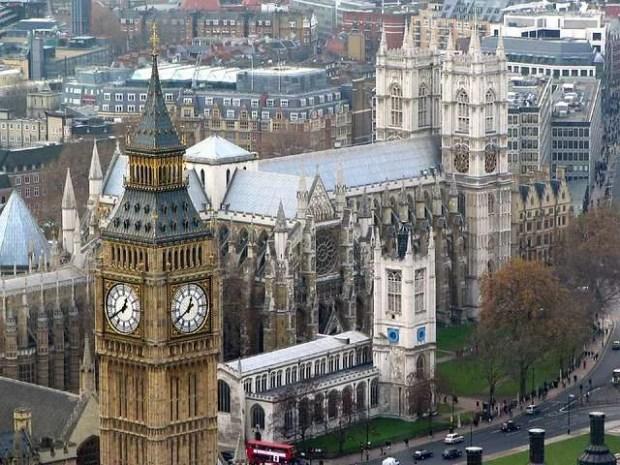Cosa vedere a Londra: l'abbazia di Westminster e il Big Ben