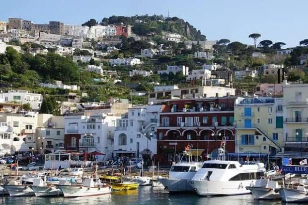 Marina Grande di Capri