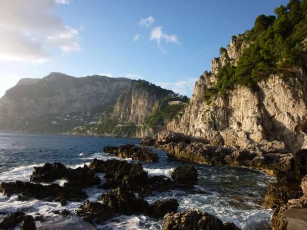 Sentiero del Pizzolungo: la bellezza di questo tratto di costa