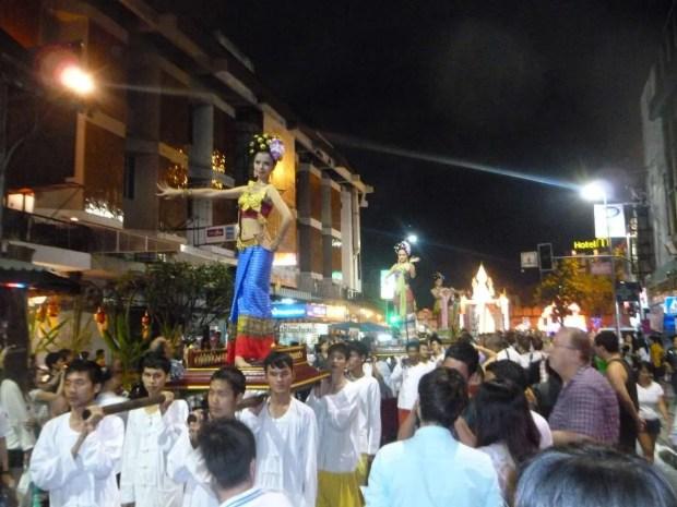 Il festival vissuto in strada