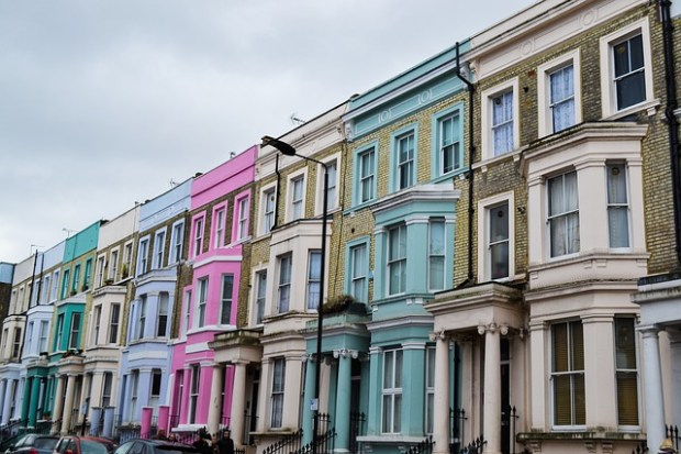 Londra low cost: il quartiere di Notting Hill