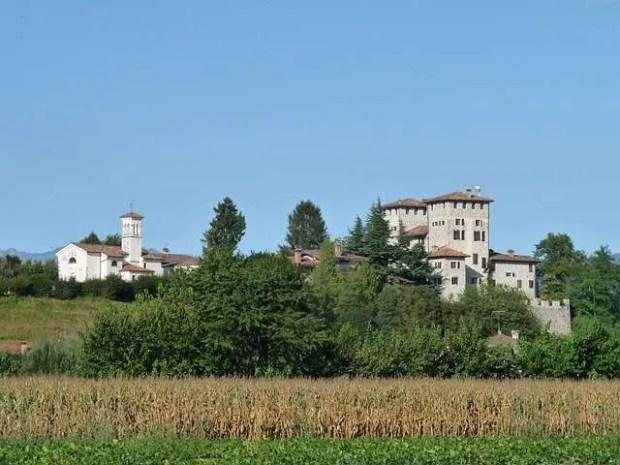 Itinerario in Friuli Venezia Giulia - Il Friuli collinare