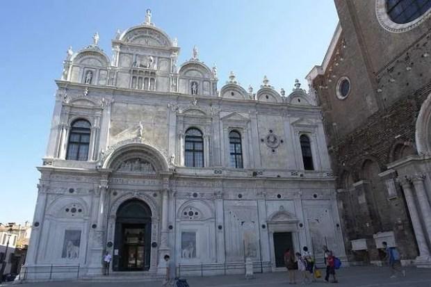 Dalle Fondamenta Nove al Ponte di Rialto: l'Ospedale di Venezia