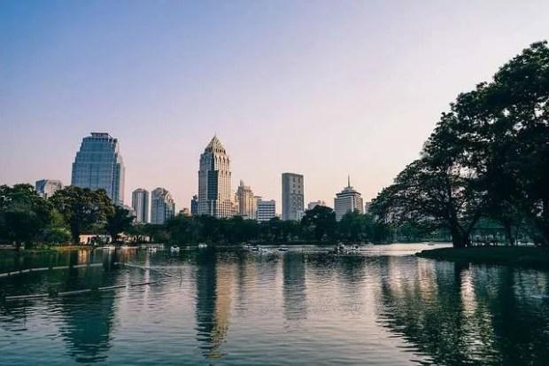 Tornare a Bangkok per visitare il Lumphini Park